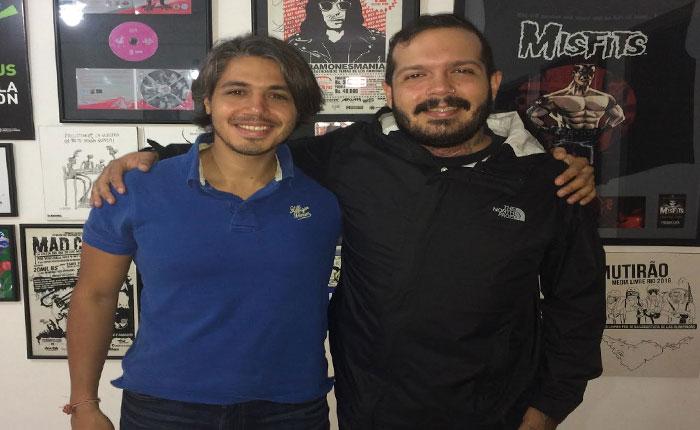 Humano Derecho con Isaac Casado representante de la Asociación de Jóvenes Empresarios de Venezuela