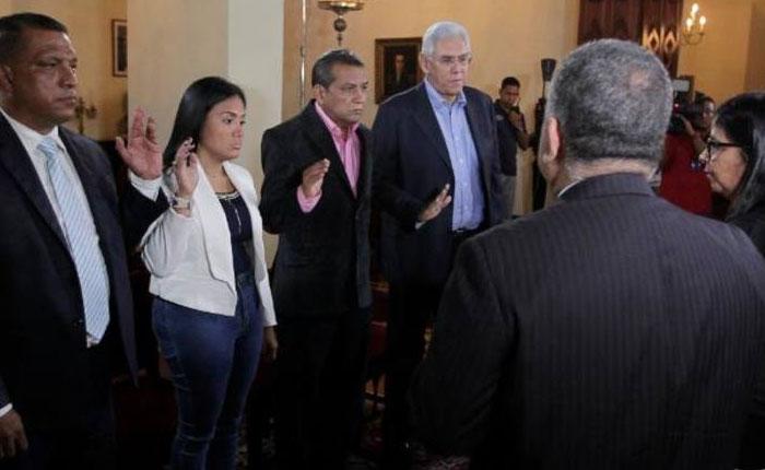 AN no autorizó rueda de prensa de gobernadores en el Palacio Legislativo