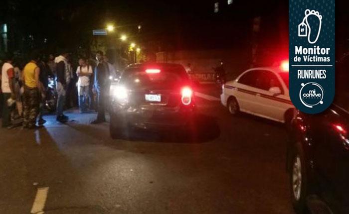 #MonitorDeVíctima Muere estudiante por bala perdida en medio de persecución policial