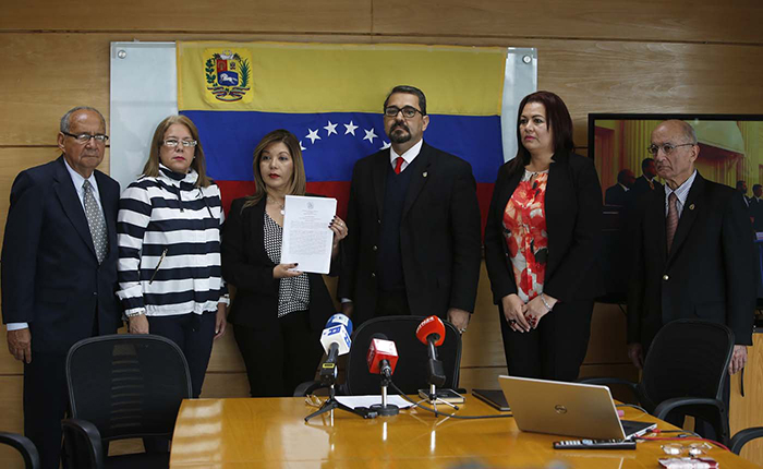 TSJ en el exilio pidió la apertura inmediata de un canal humanitario
