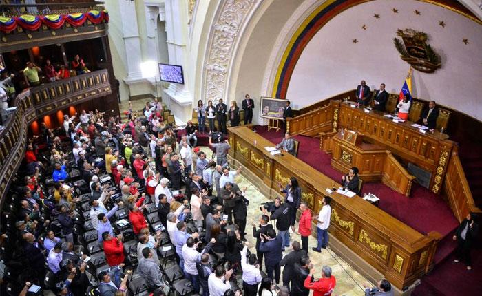 ANC eliminó Alcaldía Metropolitana de Caracas y la del Alto Apure