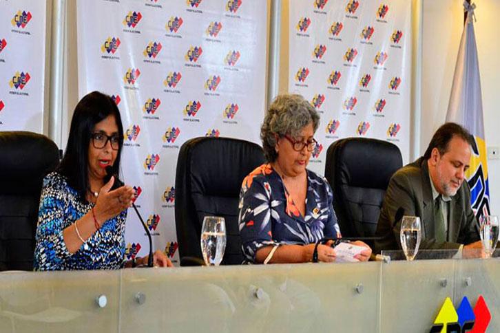 ANC atenderá casos de violencia contra trabajadores del CNE