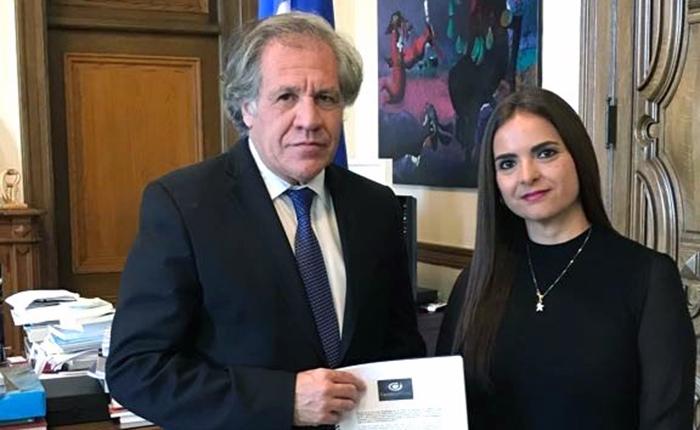 Almagró recibió informe sobre sistematización de asesinatos y detenciones arbitrarias en Venezuela