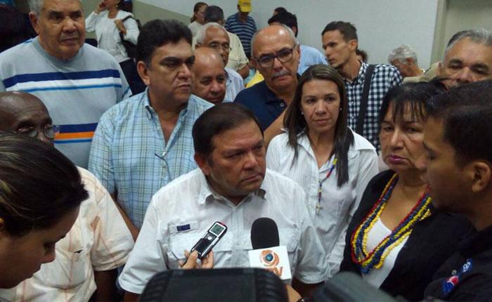 """Andrés Velásquez: """"La unidad que el país exige debe ser coherente y generar confianza"""""""