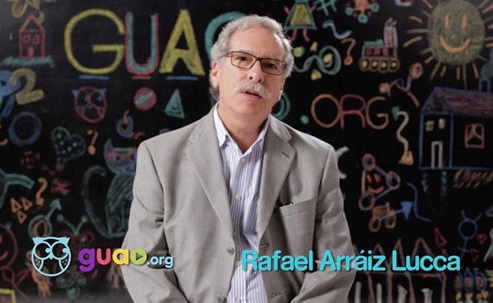 Rafael Arráiz Lucca: el placer de estudiar