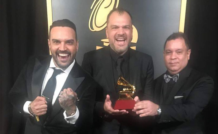 Guaco ganó Álbum Tropical Contemporáneo en los #LatinGRAMMY