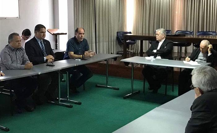 Julio Borges: El lunes presentaremos el grupo que irá al diálogo de diciembre