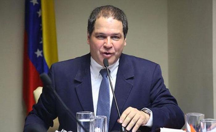 """Luis Florido calificó de """"extrema gravedad"""" situación del Esequibo"""