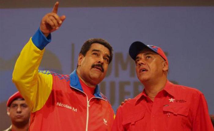 """Maduro a la oposición: """"Vamos a elecciones con sin ustedes"""""""