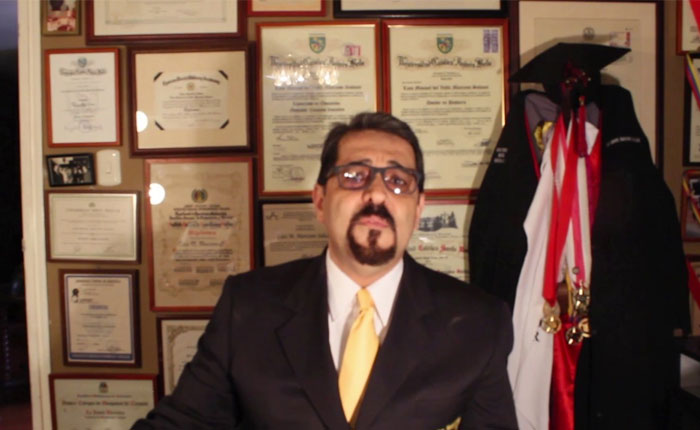 El Juez Marcano Salazar: reconocimiento en el exilio, por Milos Alcalay
