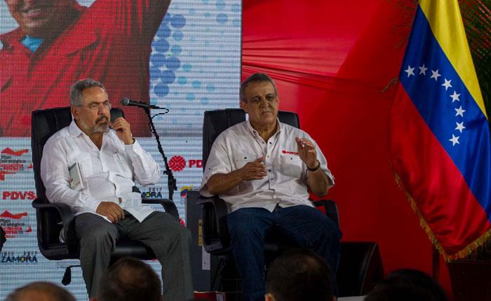 Detienen a Eulogio del Pino y Nelson Martínez por caso PDVSA