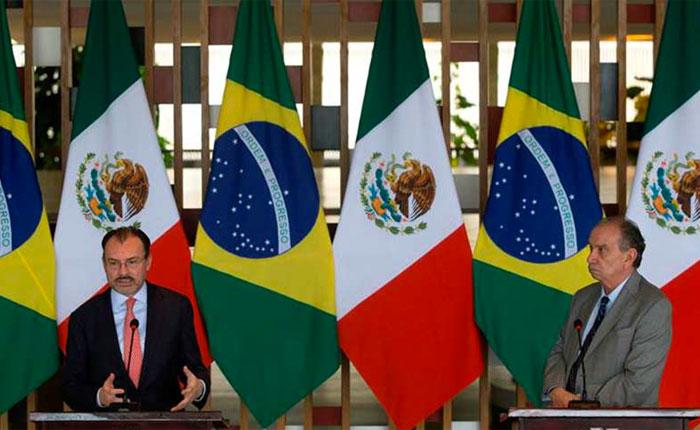 """Brasil y México abogan por un diálogo """"de buena fe"""" entre los venezolanos"""
