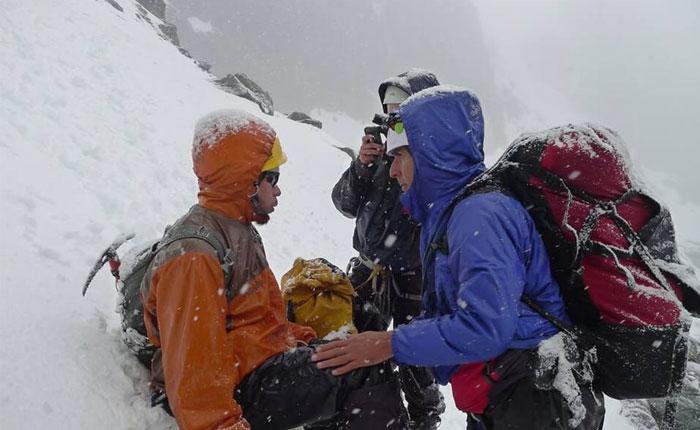 Murieron dos montañistas en la cara norte del pico Bolívar de Mérida