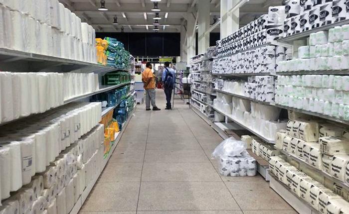 Sundde publicó nuevos precios para pañales, jabón de baño, papel higiénico y toallas sanitarias