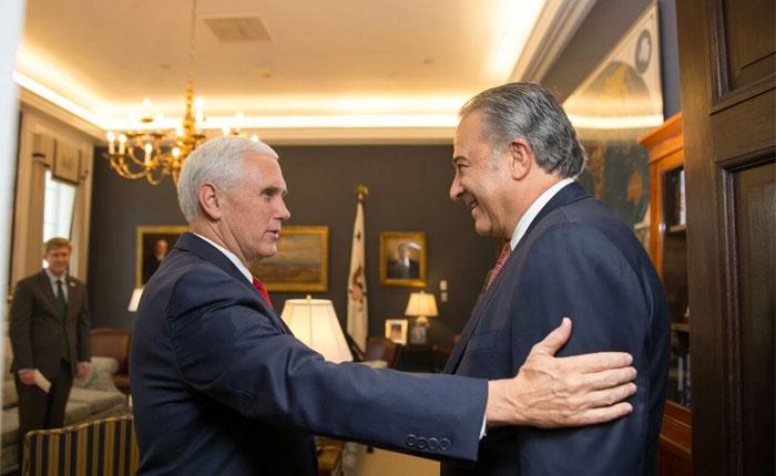 EEUU y Colombia reafirman compromiso de restaurar democracia en Venezuela