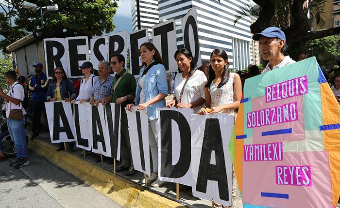 Codevida rechaza que voceros del gobierno nieguen emergencia humanitaria
