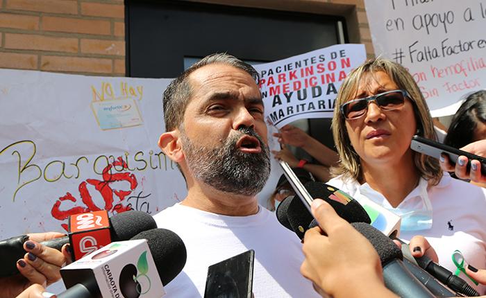 Francisco Valencia es el ganador de la 9na edición del Premio de Derechos Humanos de la Embajada de Canadá