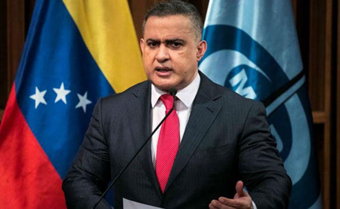 Tarek William Saab fue reelecto como presidente del Poder Ciudadano