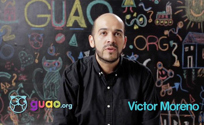Víctor Moreno: el buen gusto de la constancia
