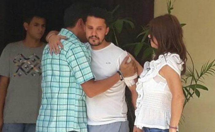 Tribunal Militar dictó arresto domiciliario para Carlos Graffe