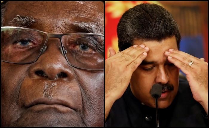 La saga de Zimbabwe y Venezuela: diamantes locos y gotas de oro negro