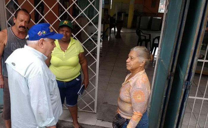 """Enrique Mendoza: """"El municipio Sucre a mi me duele y no estoy dispuesto a dejarlo perder"""""""
