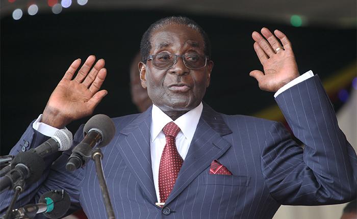 Mugabe prepara su dimisión como presidente de Zimbabue