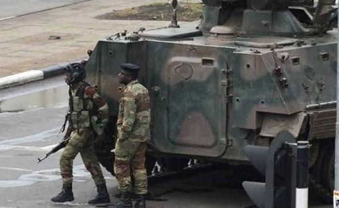 Oposición de Zimbabue dispuesta a un Gobierno de transición