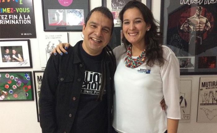 Humano Derecho: con Caroline Ruíz, representante de Buena Voluntad