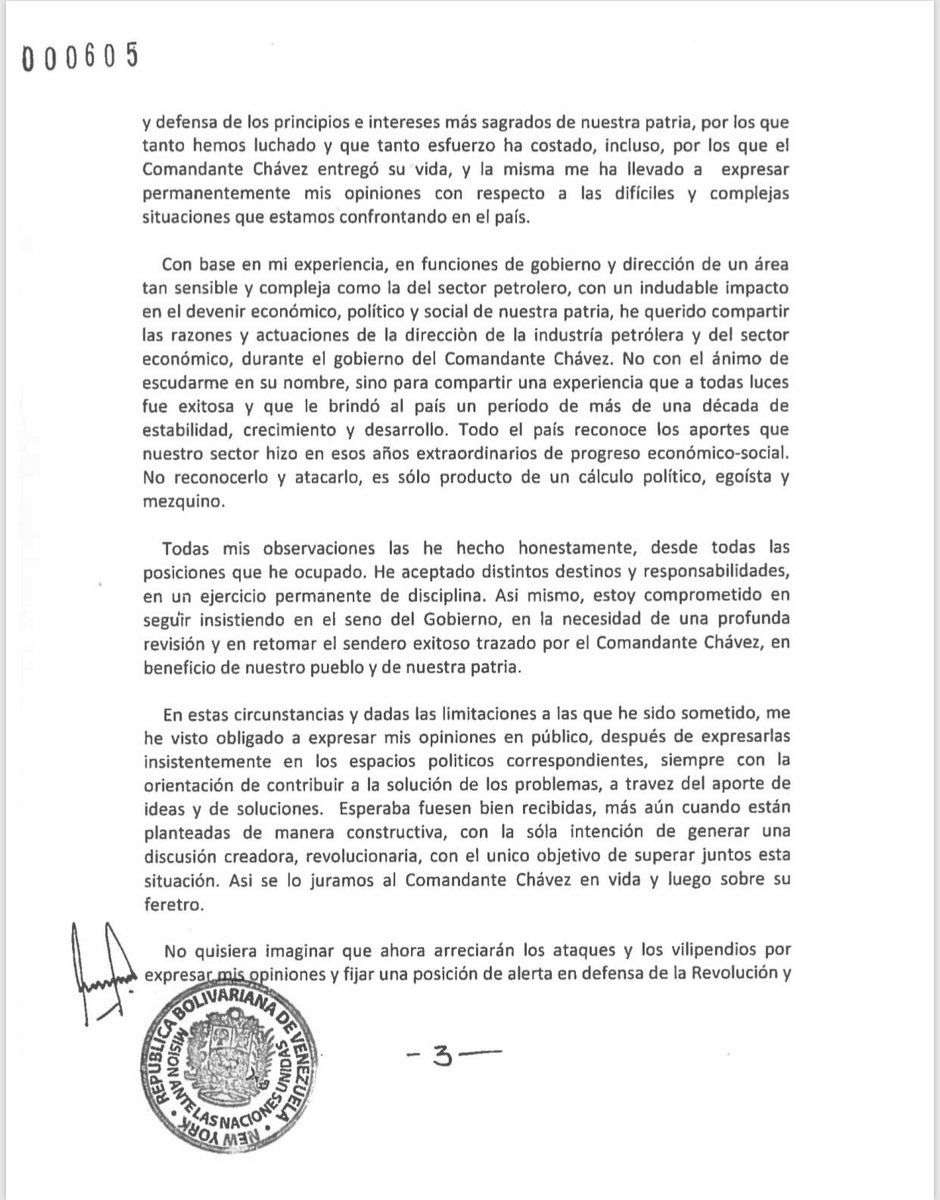 Carta Ramirez 3