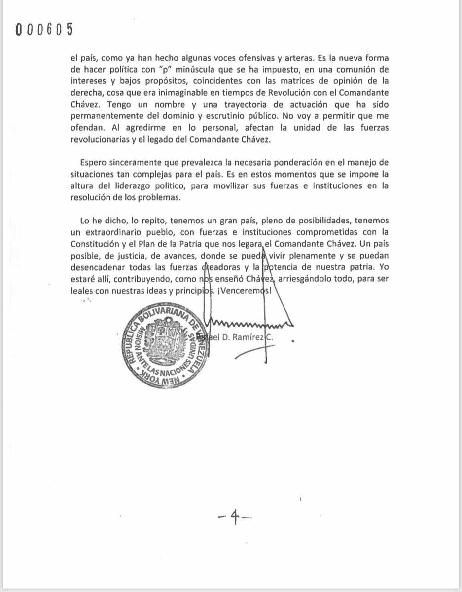 Carta Ramirez 4