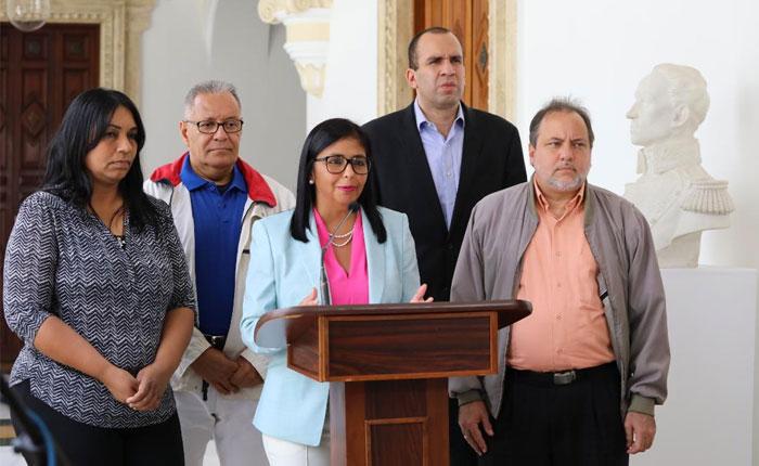 ANC declara personas no grata a diplomáticos de Canadá y Brasil