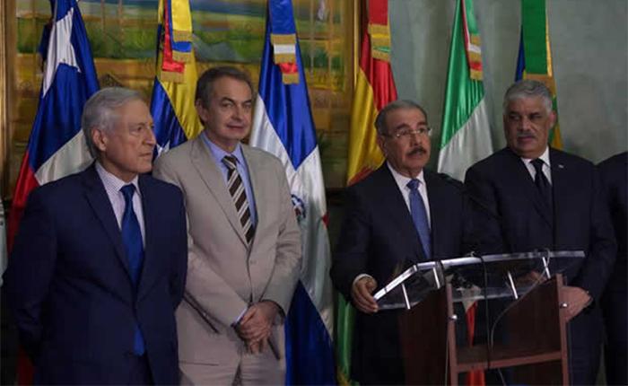 Danilo Medina pauta nueva reunión para el lunes en Dominicana tras cerrar quinta ronda sin acuerdo