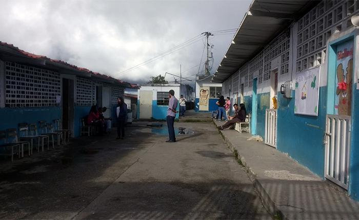 El Hatillo Zona Rural Centro de Votación