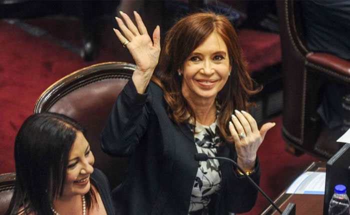 Un juez argentino pide autorización al Congreso para detener a Cristina Fernández de Kirchner
