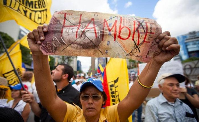 El carnet del hambre, por José Domingo Blanco