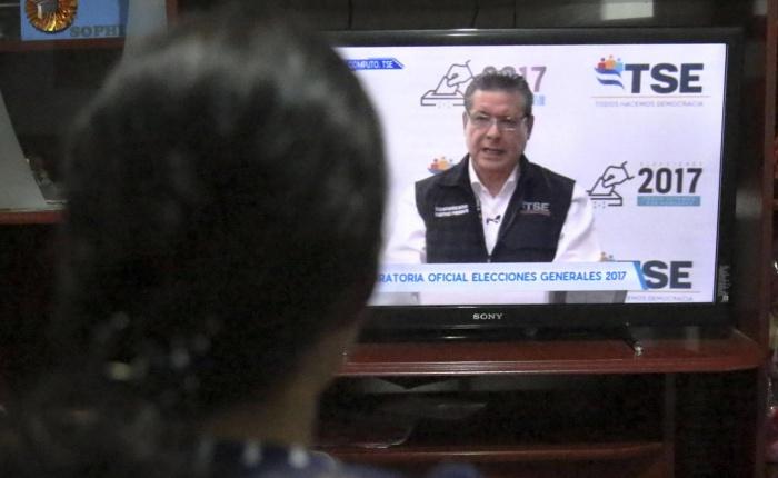 Honduras anuncia oficialmente la victoria de Juan Orlando Hernández como presidente
