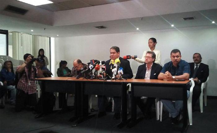 Luis Florido: Sí están dadas las condiciones para un acuerdo