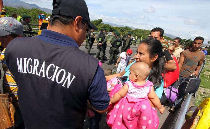 Chile es el tercer país a donde más han migrado los venezolanos