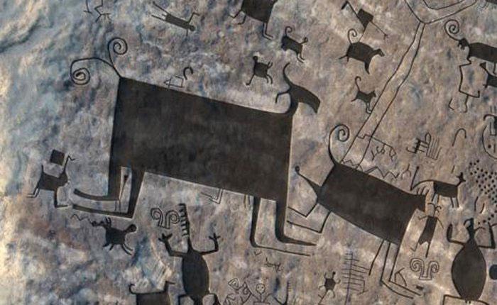 Descubren en Venezuela un centenar de los petroglifos más grandes del mundo