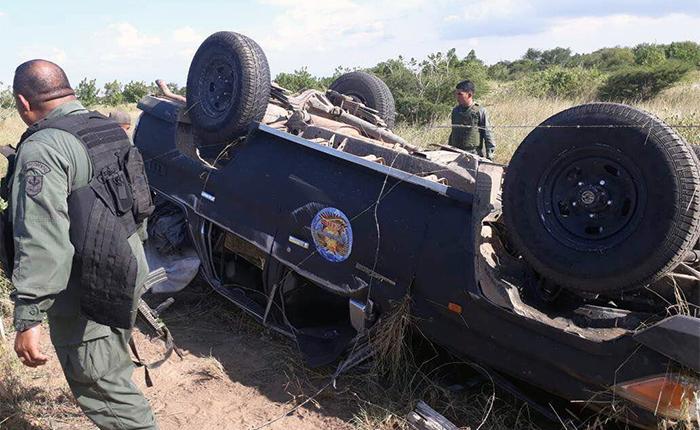 Incautan 530 panelas de droga en presuntos vehículos del Sebin
