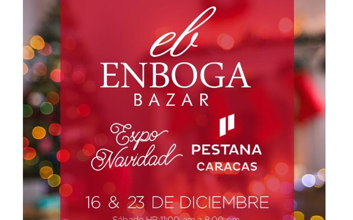 """""""Expo Navidad Enboga Bazar"""" trae lo mejor en tendencias para esta temporada decembrina"""