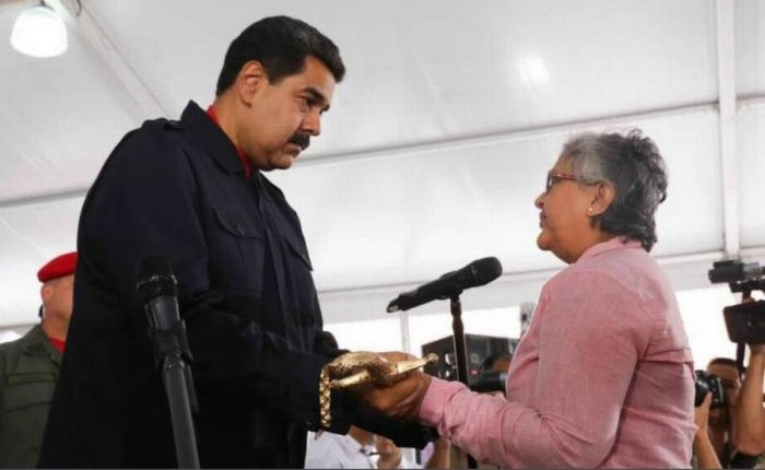 Tibisay-Maduro-Sancionados