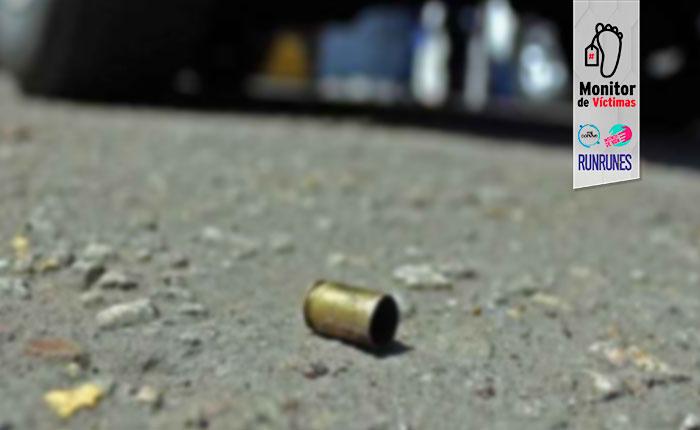 #MonitorDeVíctimas | Comerciante fue asesinado frente a su esposa e hija de 9 años en Propatria