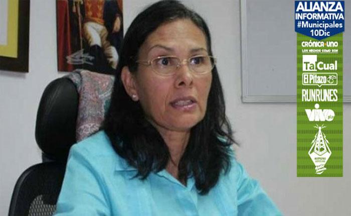 Socorro Hernández: Podría haber cambios dentro del CNE producto del diálogo