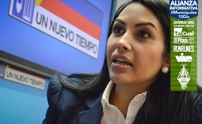 Delsa Solórzano: Empleados públicos son obligados a reportar su voto
