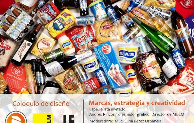 """Diseño de Venezuela cierra sus actividades este 2017 con el coloquio """"Marcas, estrategia y creatividad"""""""