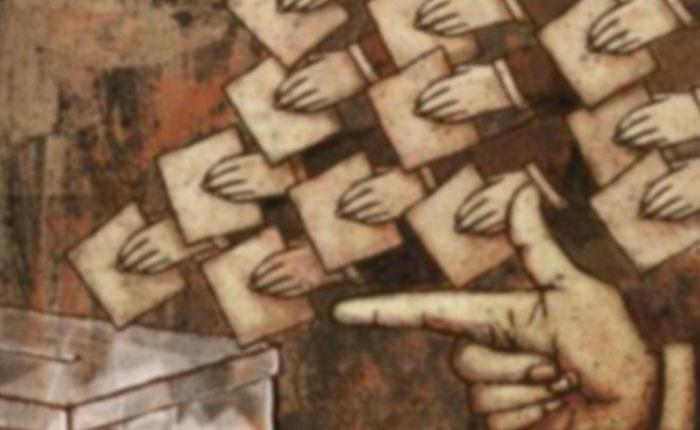 No es elección: es fraude, por Roberto Patiño