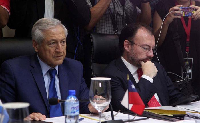 Chile amenaza con suspender su acompañamiento al diálogo venezolano