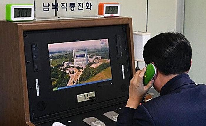Corea del Norte reabre la comunicación con el Sur casi dos años después